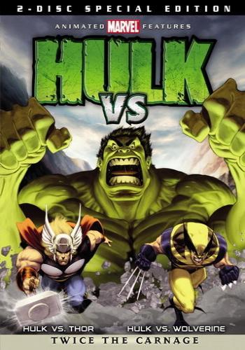 Халк против... / Hulk Vs. (2009) DVDRip